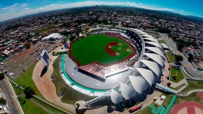 Afbeeldingsresultaat voor Baseball stadium Charros de Jalisco