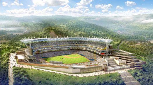 Venezuela ballpark