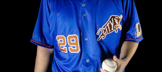7767514ed98 The Bulls will sport their new unis starting April 5 when they take on the  Charlotte Knights at Durham Bulls Athletic Park.