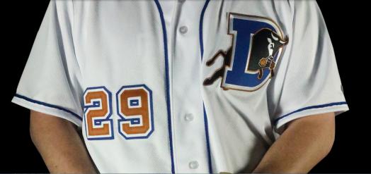 63c960229 Durham Bulls unveil new 2018 uniforms – The Dutch Baseball Hangout