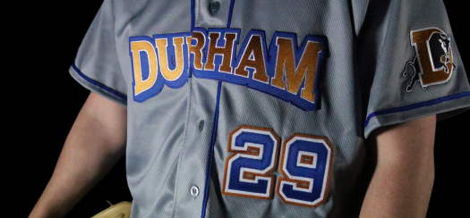 ac92b5b394b But the new home and road jersey aren't the only new ones. Nowadays clubs  cannot do without an alternate jersey and neither do the Durham Bulls.