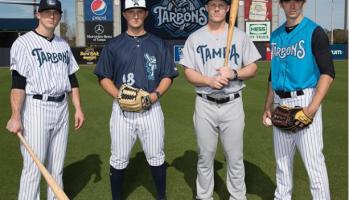 a590023eb74 Tampa Yankees go throwback – The Dutch Baseball Hangout