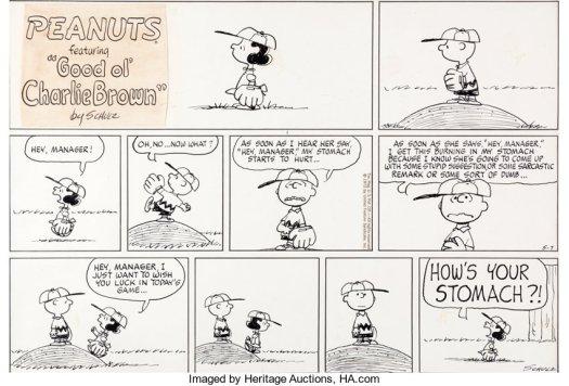 Peanuts 8